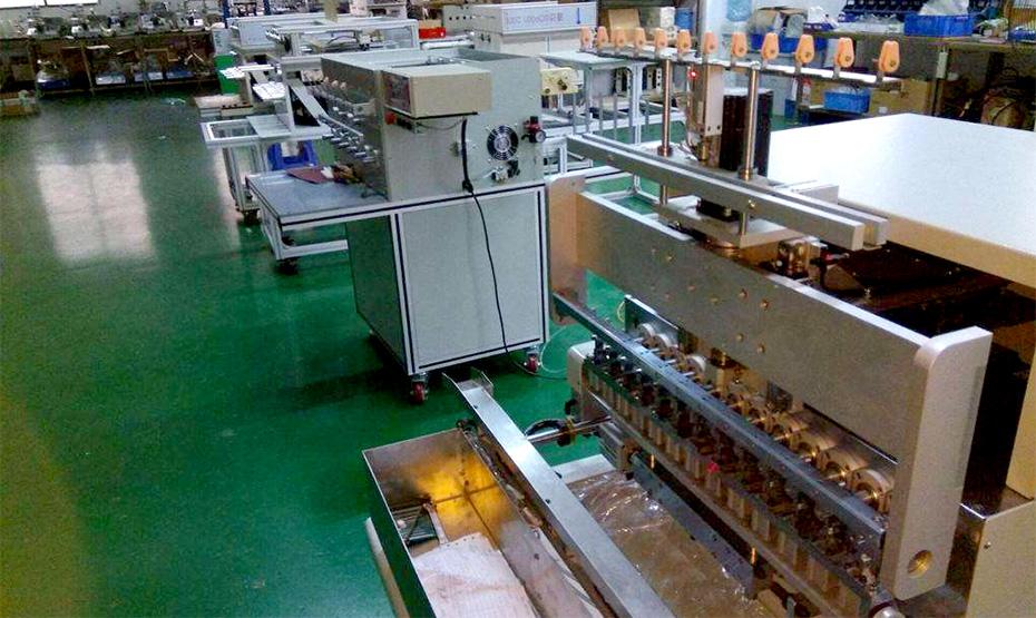 安纳赫绕线设备行业解决方案项目成果