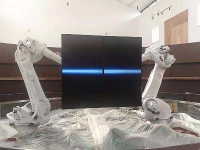 江中机械臂视频展示项目