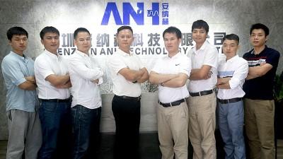 安纳赫技术团队形象照