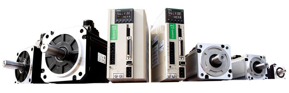 禾川伺服电机分类
